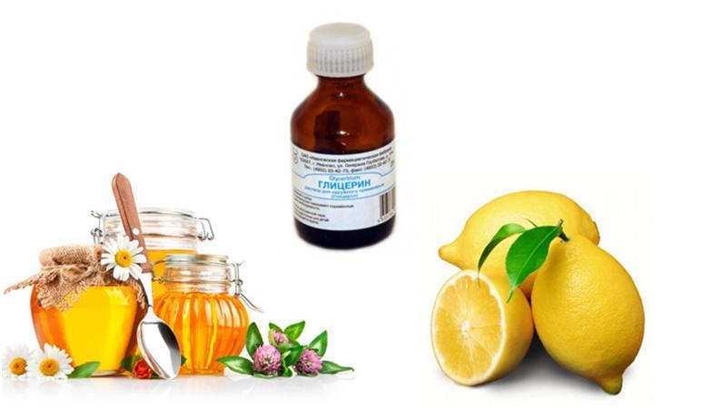 глицерин в продуктах