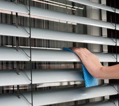 7 советов, как просто и быстро мыть жалюзи