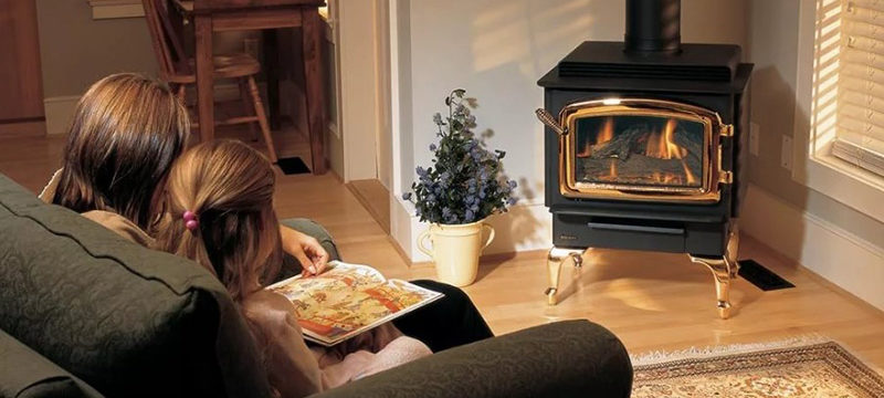 Как экономно обогревать дачный дом зимой