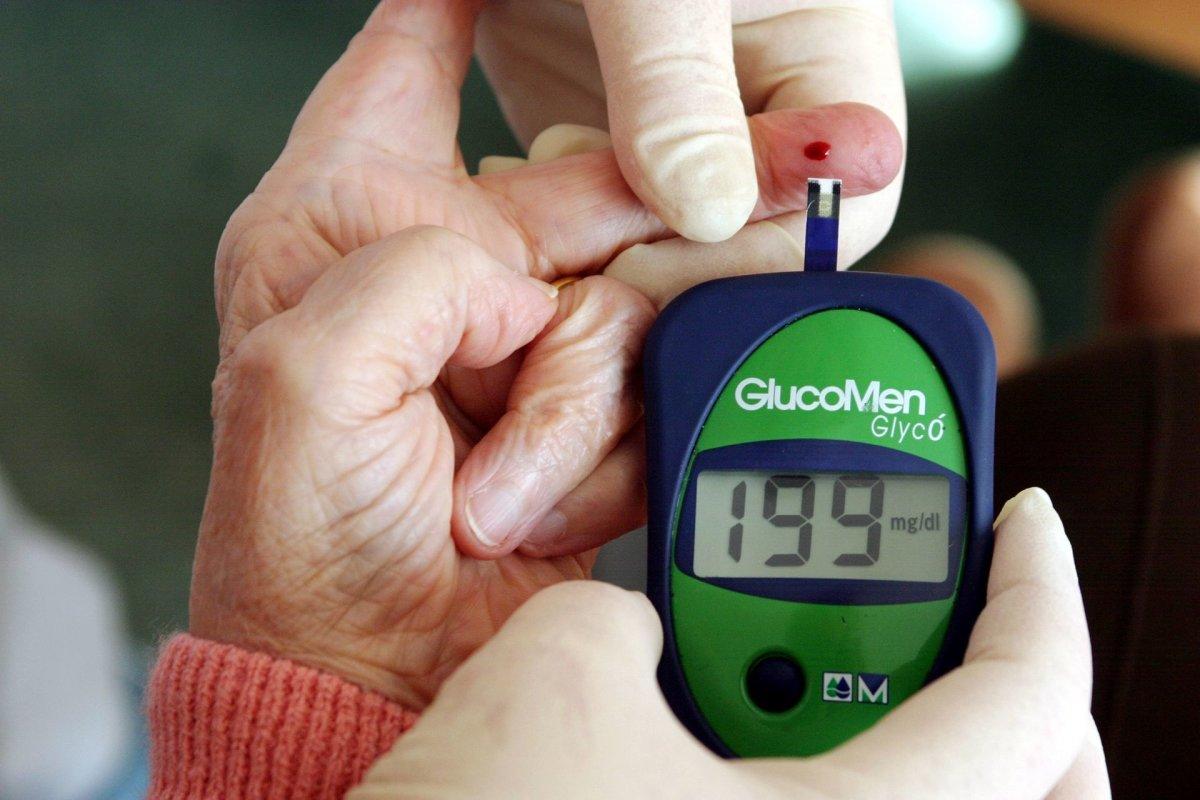 проверка состава крови