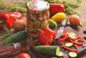 Остаются ли витамины в зимних заготовках