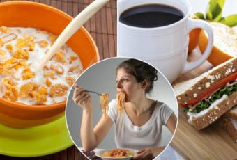 5 продуктов, которые нельзя есть утром