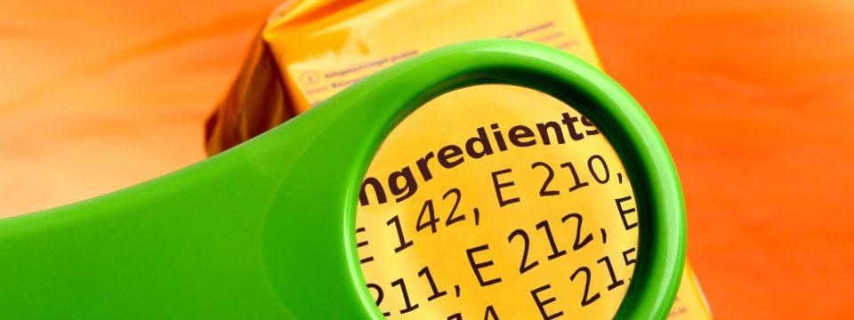 Самые вредные пищевые добавки, которые нельзя употреблять