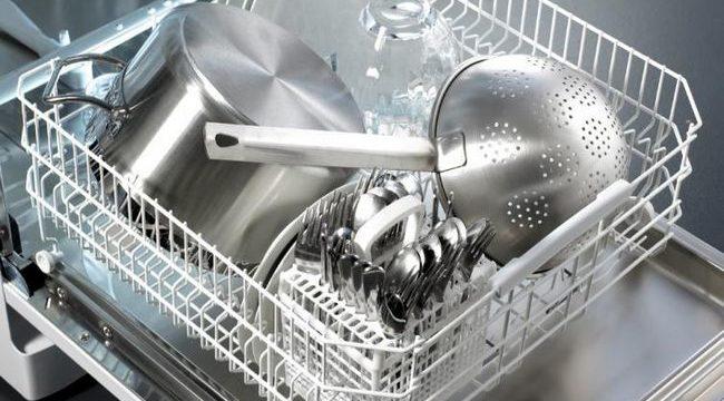 Можно ли мыть в посудомоечной машине алюминиевую посуду