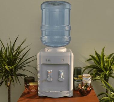 Насколько удобен кулер для воды в домашнем применении: как выбрать