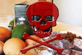 7 ядовитых продуктов, которые все считают полезными