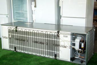 Можно ли перевозить холодильник лёжа на боку