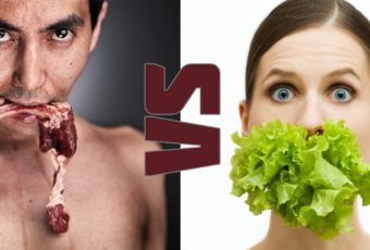 Кто здоровее: вегетарианцы или мясоеды?