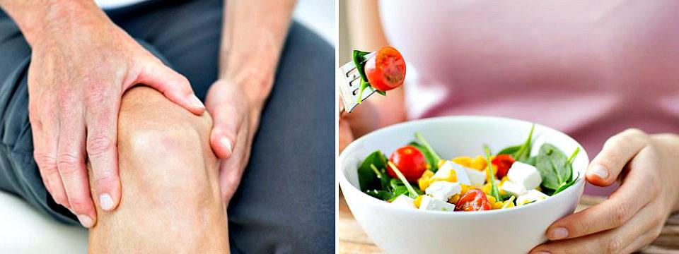 10 продуктов, которые помогут справиться с болью в суставах