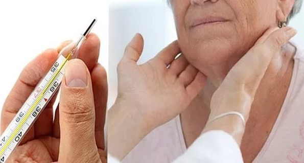 Как проверить свою щитовидку, используя градусник