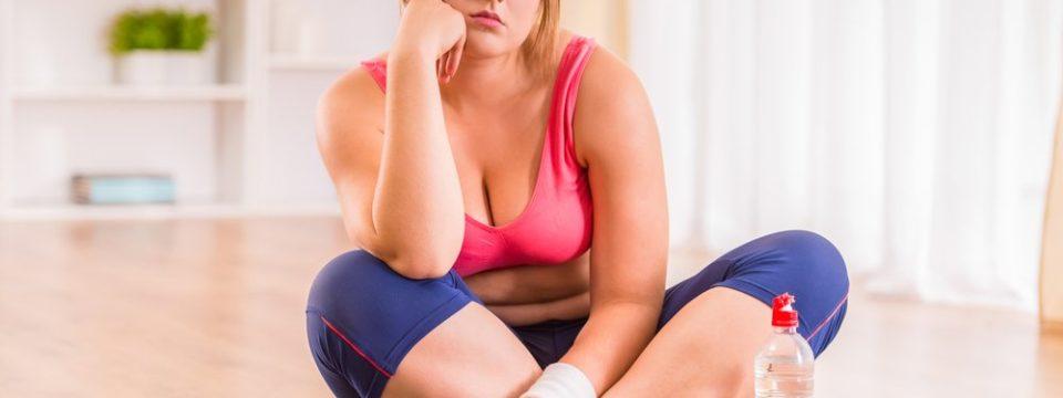5 причин, почему вы не худеете и поправляетесь даже от воды
