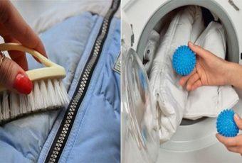 Как правильно стирать куртку на синтепоне в стиральной машине-автомат