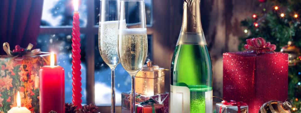 7 лучших идей чем заменить шампанское на новогоднем столе