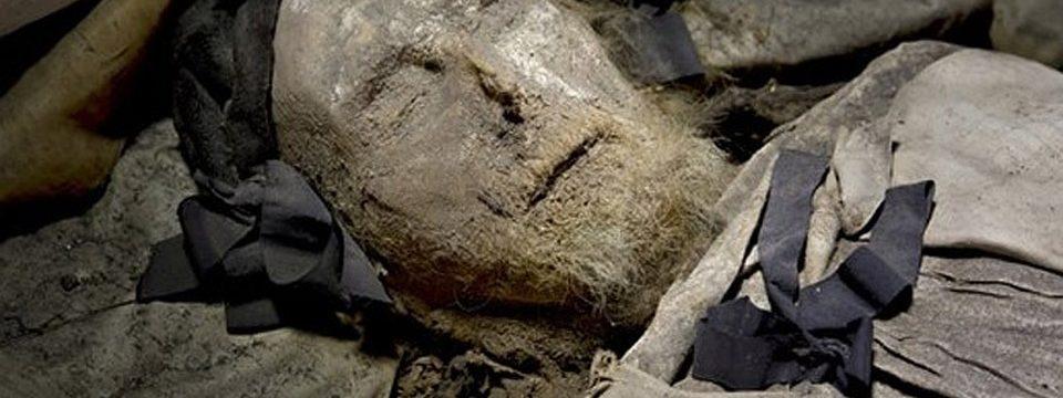 Что происходит с организмом человека после 100 лет в гробу