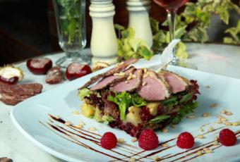 13 секретов красивой подачи блюд