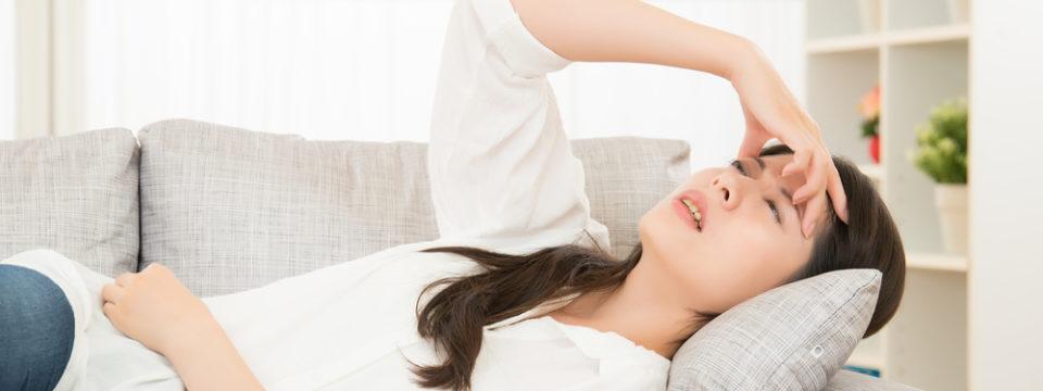5 причин постоянной слабости организма