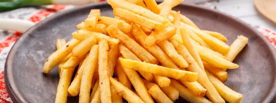 Секреты приготовления картошки фри, как в кафе
