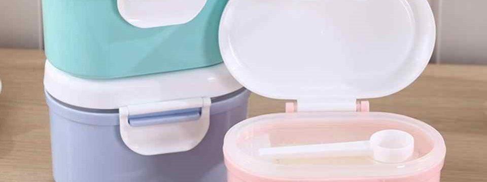 Особенности хранения детских смесей в упаковке и сразу после вскрытия