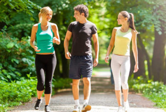 Сколько нужно в день ходить пешком, чтобы оставаться здоровым