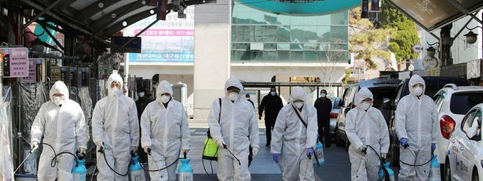 В Южной Корее объявлен максимальный уровень угрозы из-за коронавируса