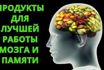13 самых полезных продуктов для мозга
