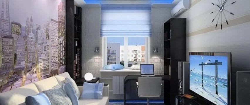 Секреты интерьера комнаты для мальчика подростка 14-17 лет