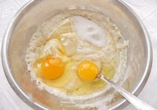 jajca v opare