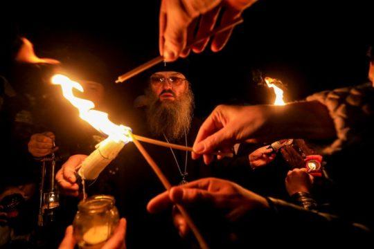 Зажжение огня