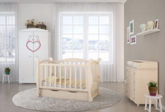 Как создать интерьер детской комнаты для мальчика или девочки в белых тонах