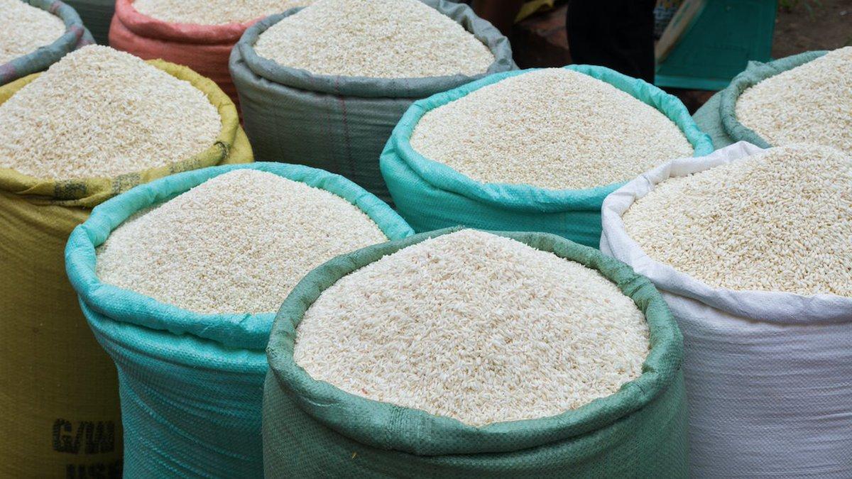 Развесной рис
