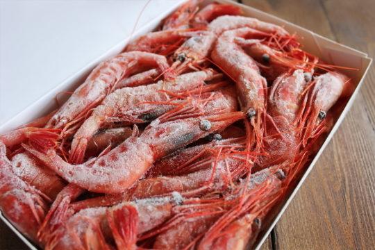 zamorozhennye krevetki