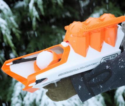 Снежный бластер
