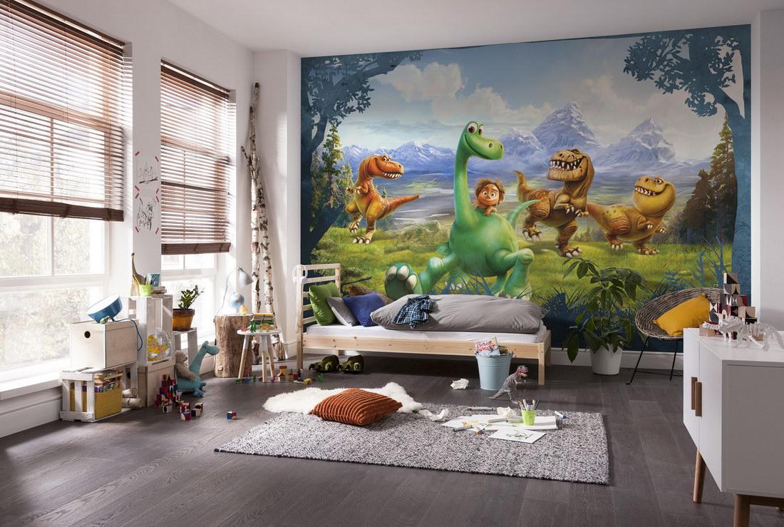 Фотообои в детскую комнату: советы по выбору цвета и дизайна для девочки и мальчика, нестандартное применение обоев