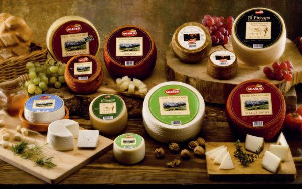 Виды испанских сыров
