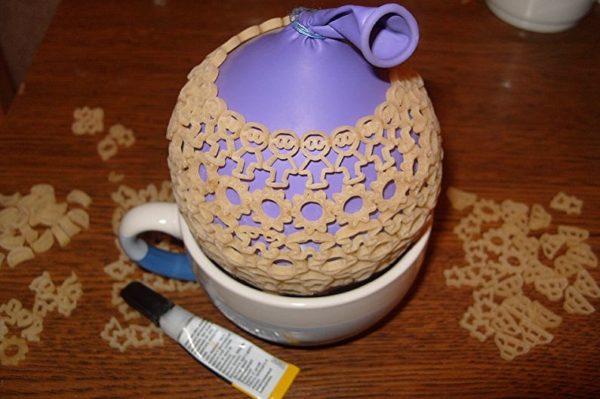 Изготовление шаров