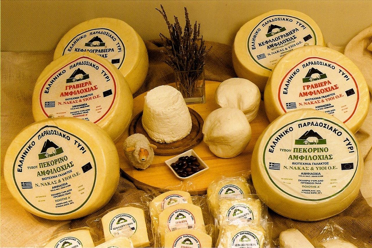 Что представляет собой греческий сыр и какие сорта встречаются в продаже