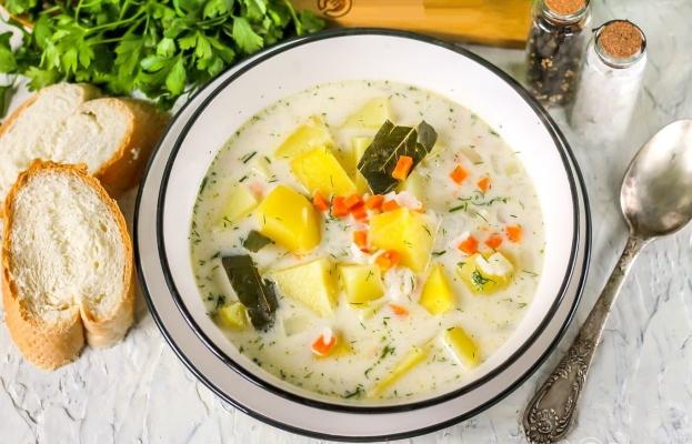 Лучшие рецепты супов с плавленым сыром и советы по приготовлению