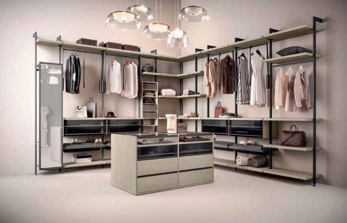 Как оформить гардеробную небольшого размера. Идеи по обустройству
