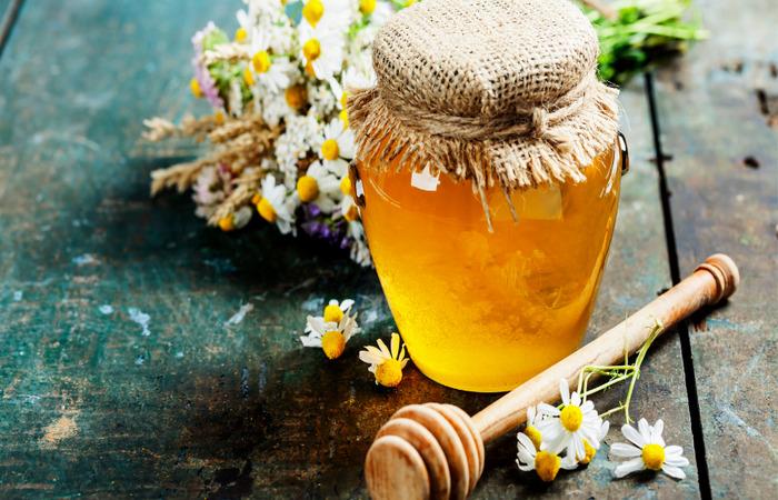 Мед и витамины