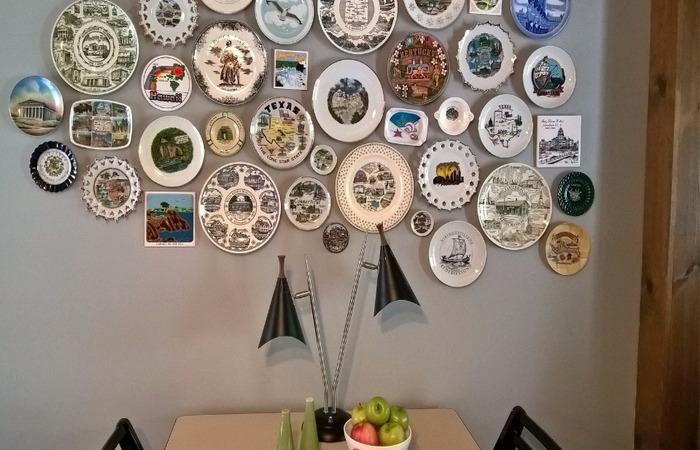 декор на стену кухни