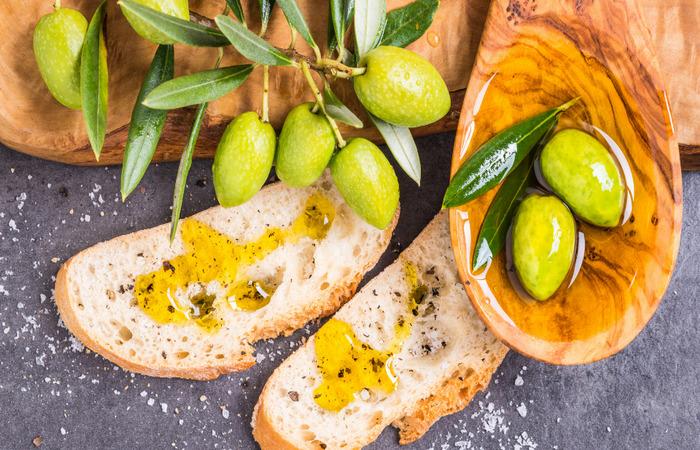 вкус и запах оливкового масла