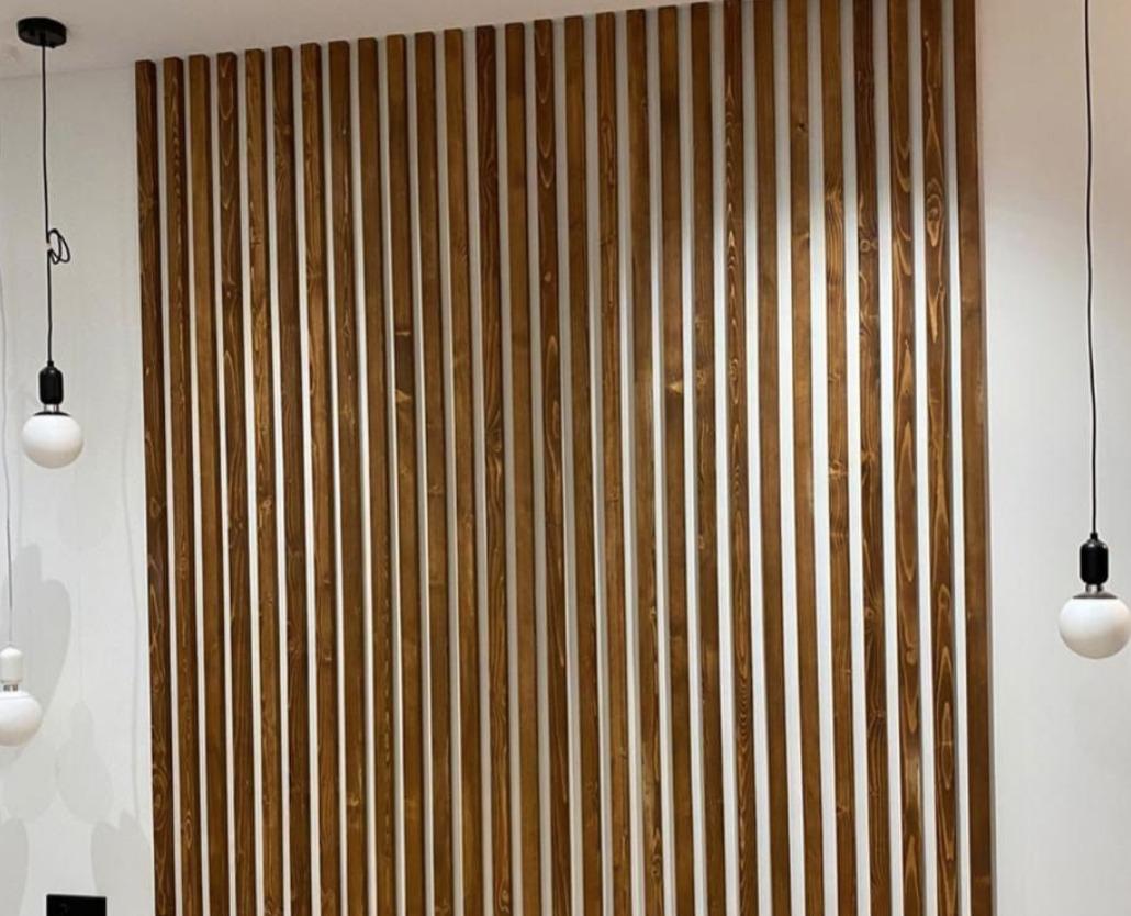 Как выбрать декоративные рейки