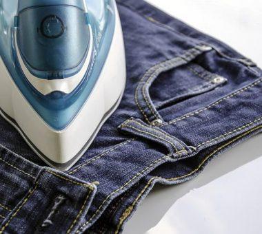 Как погладить любимые джинсы