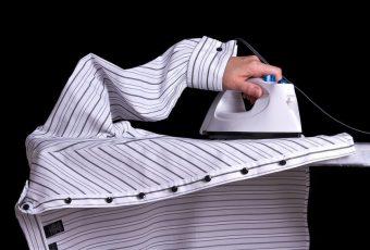 Как погладить мужскую рубашку