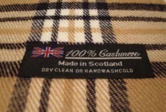 Как самостоятельно постирать пальто из кашемира
