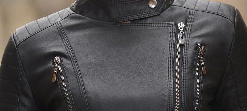 Как погладить куртку из искусственной кожи