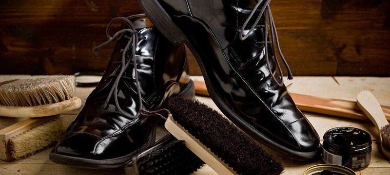 Секреты правильного ухода за лакированной обувью