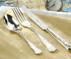 Как и чем чистить мельхиоровые ложки и вилки