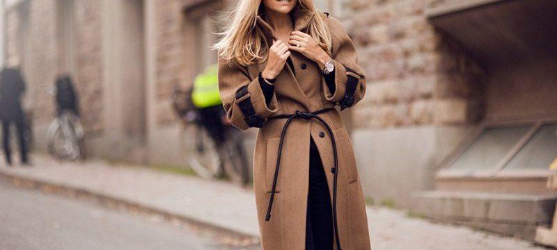 Как погладить пальто из разных типов ткани
