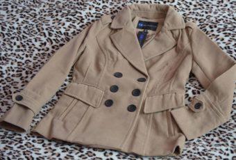 Как постирать пальто из разных типов ткани